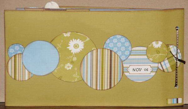 Mini-album (sur la base de l'album Tout Papier de Karine Casenave T) sur notre WE dans les Ch&acirc&#x3B;teaux de la Loire en Novembre 2005. PP Chatterbox