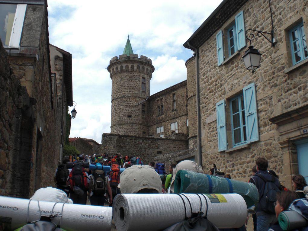 30ème Raid International d'Orientation à Pélussin (Loire), plus de 2000 participants, sur deux jours, avec nuit en bivouac. Super !