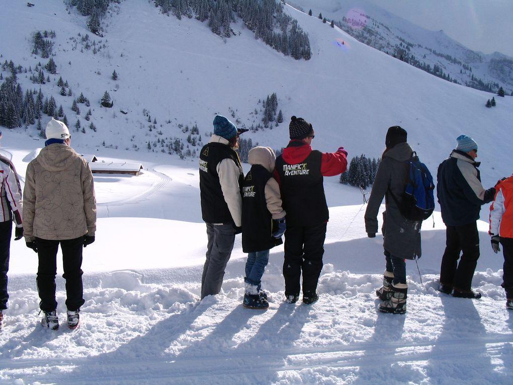 Nordic-challenge à La Clusaz. Dernière épreuve avant les JO.