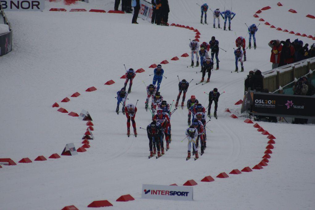 Championnats du Monde Oslo 2011