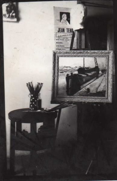 Album - Clichés sur Maurice MONTET