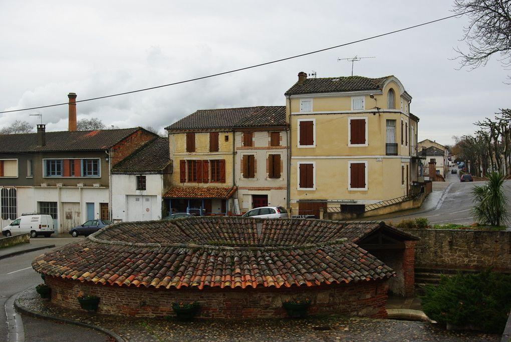 Valence d'Agen, Tarn-et-Garonne, région Midi-Pyrénées, France.Album associé à l'article Valence d'Agen au coeur des pruneaux.