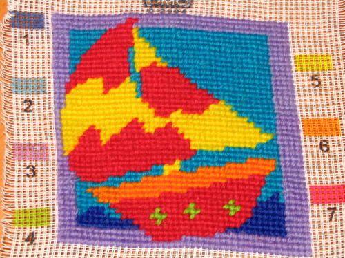 Album - Broderies