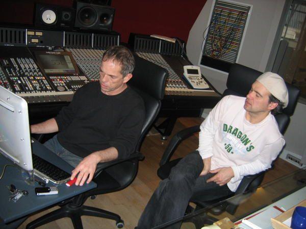 <p>J'ai le plaisir de vous partager quelques photos qui retracent le mois d'enregistrement et de mixage de mon dernier disque 5 titres, en mars 2006.</p><p><strong>&nbsp&#x3B;&nbsp&#x3B;&nbsp&#x3B;&nbsp&#x3B;&nbsp&#x3B;&nbsp&#x3B;&nbsp&#x3B;&nbsp&#x3B;&nbsp&#x3B;&nbsp&#x3B;&nbsp&#x3B;&nbsp&#x3B;&nbsp&#x3B;&nbsp&#x3B;&nbsp&#x3B;&nbsp&#x3B;&nbsp&#x3B;&nbsp&#x3B;&nbsp&#x3B;&nbsp&#x3B;&nbsp&#x3B;&nbsp&#x3B;&nbsp&#x3B;&nbsp&#x3B;&nbsp&#x3B;&nbsp&#x3B;&nbsp&#x3B;&nbsp&#x3B;&nbsp&#x3B;&nbsp&#x3B;&nbsp&#x3B;&nbsp&#x3B;&nbsp&#x3B;&nbsp&#x3B;&nbsp&#x3B;&nbsp&#x3B;&nbsp&#x3B;&nbsp&#x3B;&nbsp&#x3B;&nbsp&#x3B;&nbsp&#x3B;&nbsp&#x3B;&nbsp&#x3B;&nbsp&#x3B;&nbsp&#x3B;&nbsp&#x3B;&nbsp&#x3B;&nbsp&#x3B;&nbsp&#x3B;&nbsp&#x3B;&nbsp&#x3B;&nbsp&#x3B;&nbsp&#x3B;&nbsp&#x3B;&nbsp&#x3B;&nbs