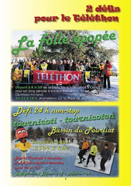 Album - programme-telethon 2011