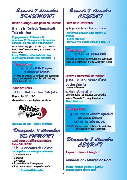 Album - programme-telethon 2013