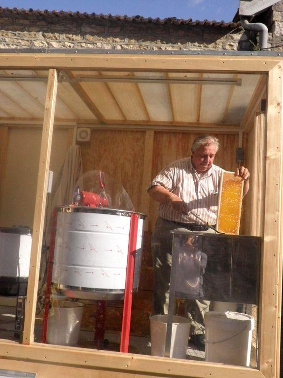manifestations où participe la Miellerie de Magali avec son stand de miels de Bourgogne Api 4 et produits de ses ruches de Bourgogne
