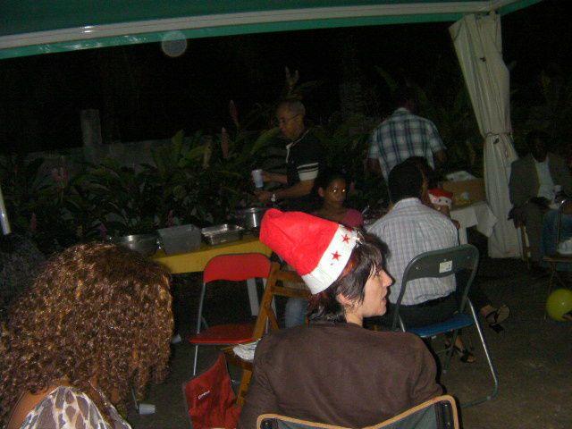 Noel des enfants de Mfoa le 17 Decembre chez Massengo