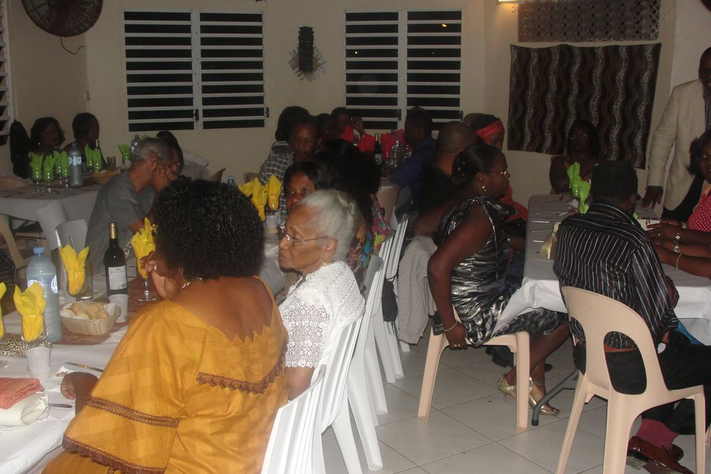 Fête annuelle des Congolais de la Guadeloupe du 18 Février 2012