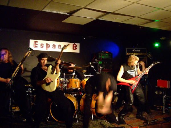 Album - DEMON EYES : Espace B : 27.02.07
