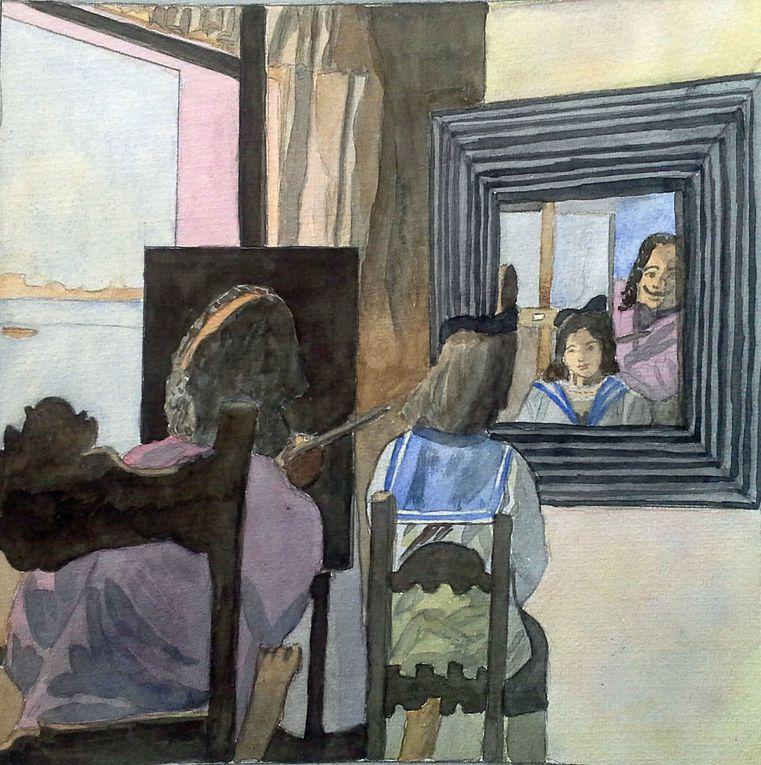 Album - Jeux-de-miroirs--jeux-de-reflets