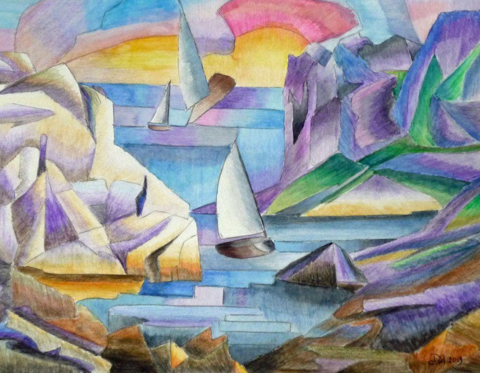 Album - Marseille---terre-de-peintres