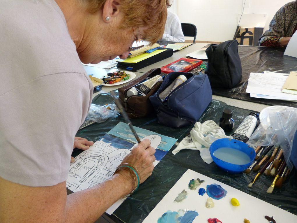 Album - stage---peindre-la-mer-autrement