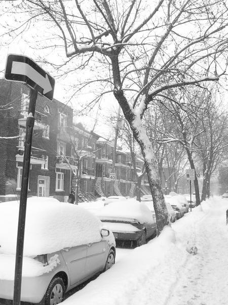 Voici quelques photos prises au gré de nos balades dans Montréal