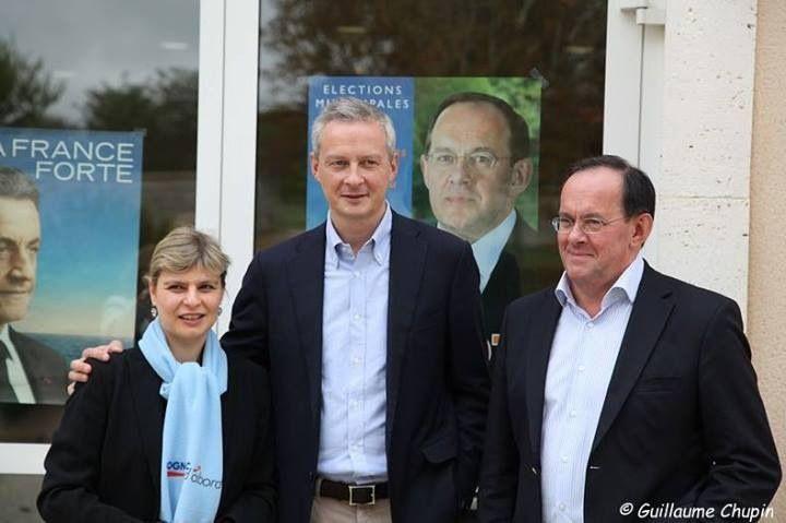 Album - Bruno Le Maire en Charente