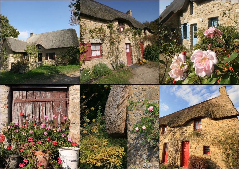 Cartes postales et montages photos de Bretagne - Photos Thierry Weber Photographe de Mer