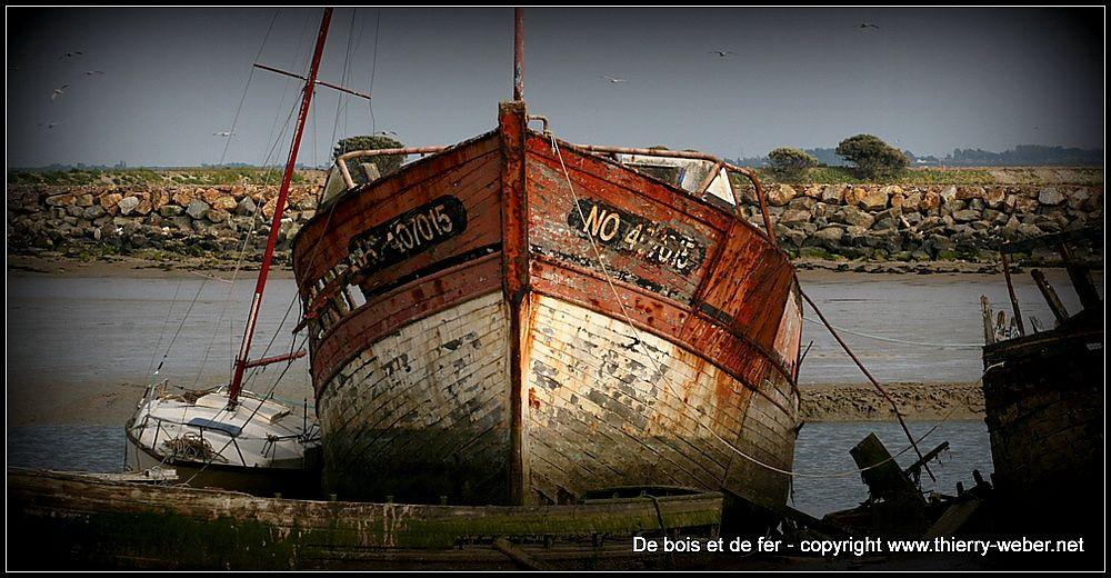 De Bois et de Fer - Photos Thierry Weber Photographe de mer à La Baule Guérande