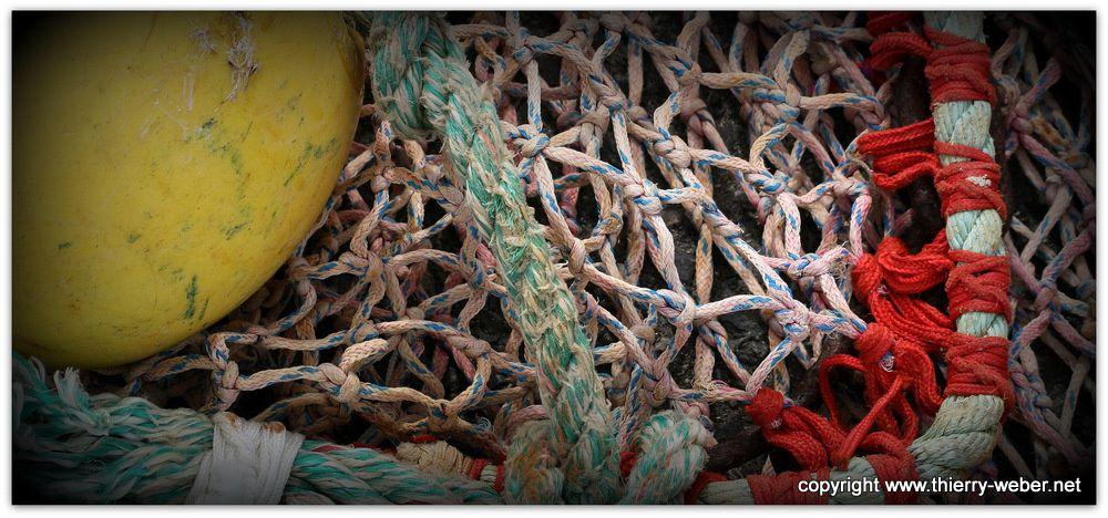 Les filetsde Ports Bretons - Photos Thierry Weber Photographe de mer à La Baule Guérande