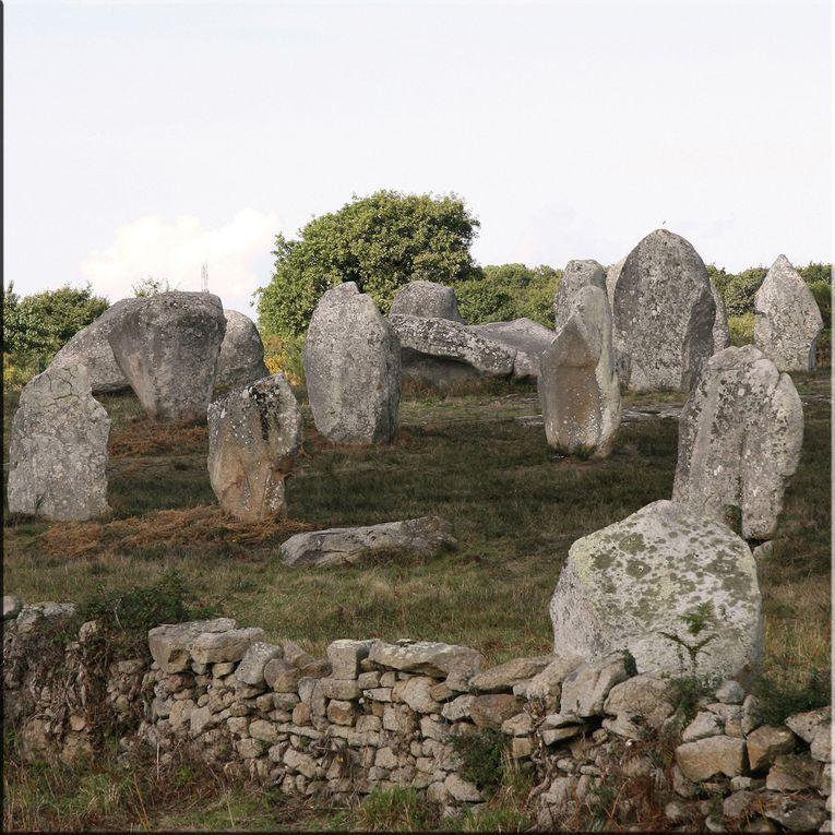 Album - Megalithes de Bretagne