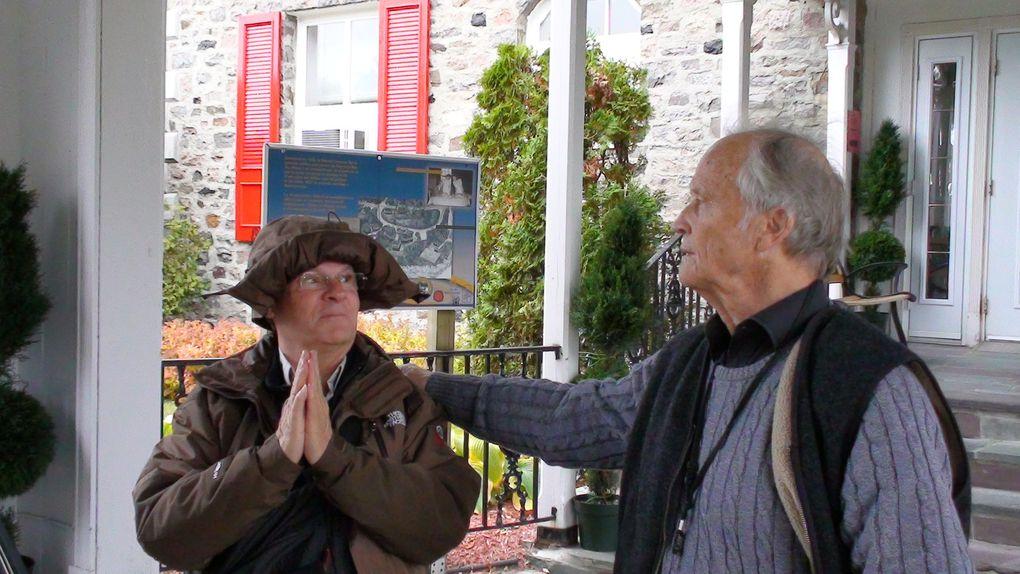 Images des voyages au Québec, avec Philippe Avron...©JGCarasso