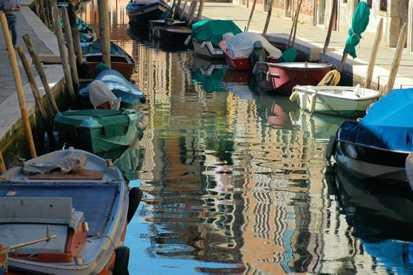 3 jours à Venise, rêve tout en couleur, saveur d'ailleurs