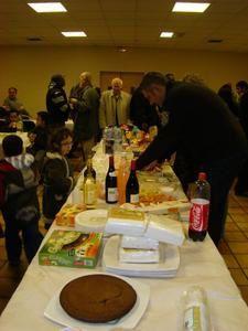 celebration de Noël à BagneuxAco et Joc