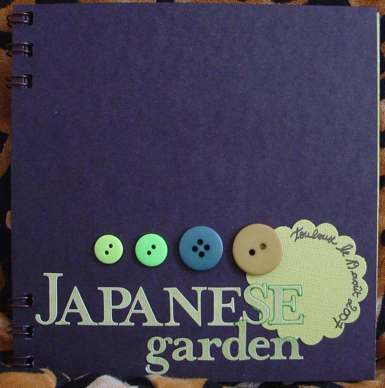 Un mini en Clean and Simple sur le jardin Japonais de Toulouse