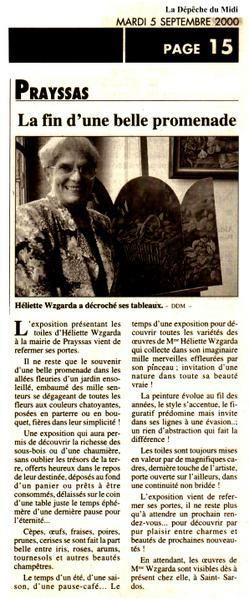 Album - Presse