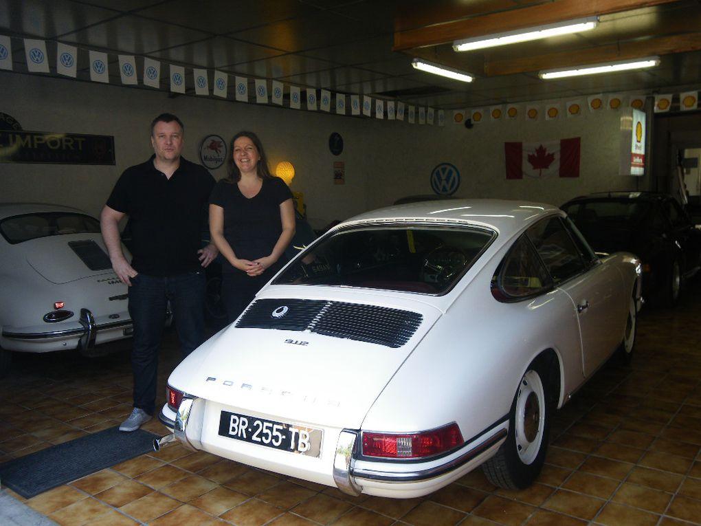 Voici une sélection de Porsche ou répliques de Porsche passées par notre magasin ou atelier.