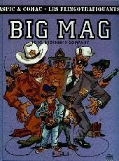 <p>Les couvertures des bandes dessin&eacute&#x3B;es de la Toto Brother's Company</p><p>S&eacute&#x3B;rie en cours</p>