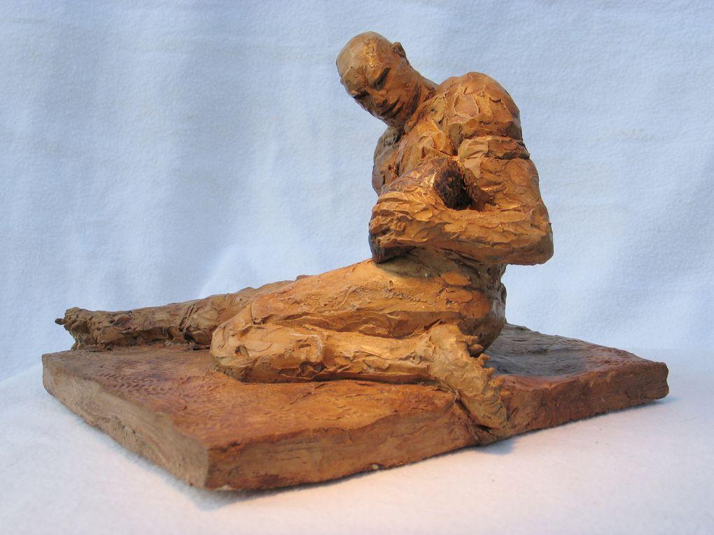 Quelques sculptures de la Toto Brother's Company