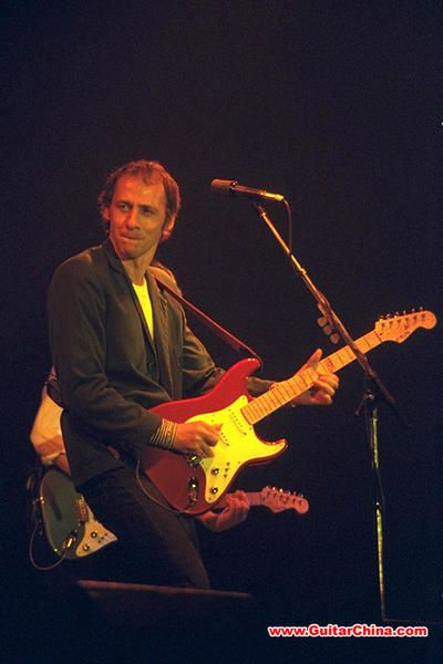 Album - Gallerie photos Mark Knopfler et Dire Straits