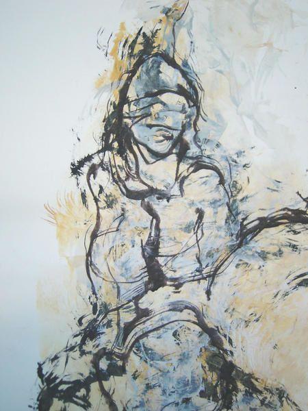 dessins et nus têtes récentes 08