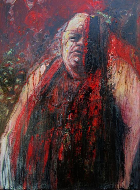 mes peintures en mutation
