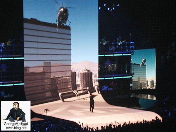George Michael - 25 Live - Paris Bercy (9 octobre 2006)