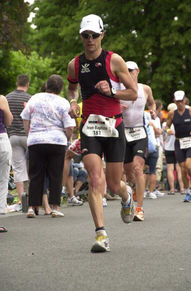 Championnats d'Europe de triathlon Ironman - Francfort - 6 juillet 2008