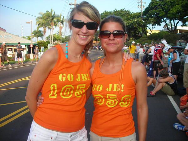 Championnats du monde IRONMAN à Hawaii - 11 octobre 2008