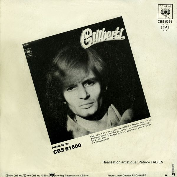 Quatre 45 tours et trois albums...Ma période musicale en tant qu'auteur-compositeur de 1973 à 1981.