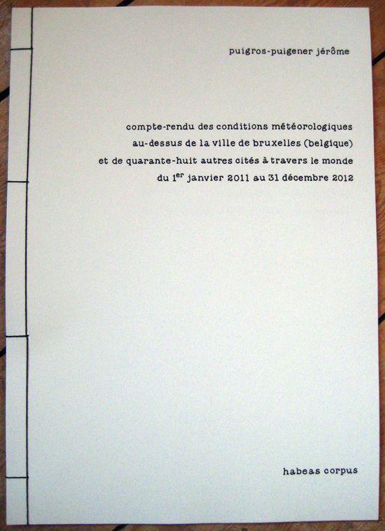 Album - livres et participations