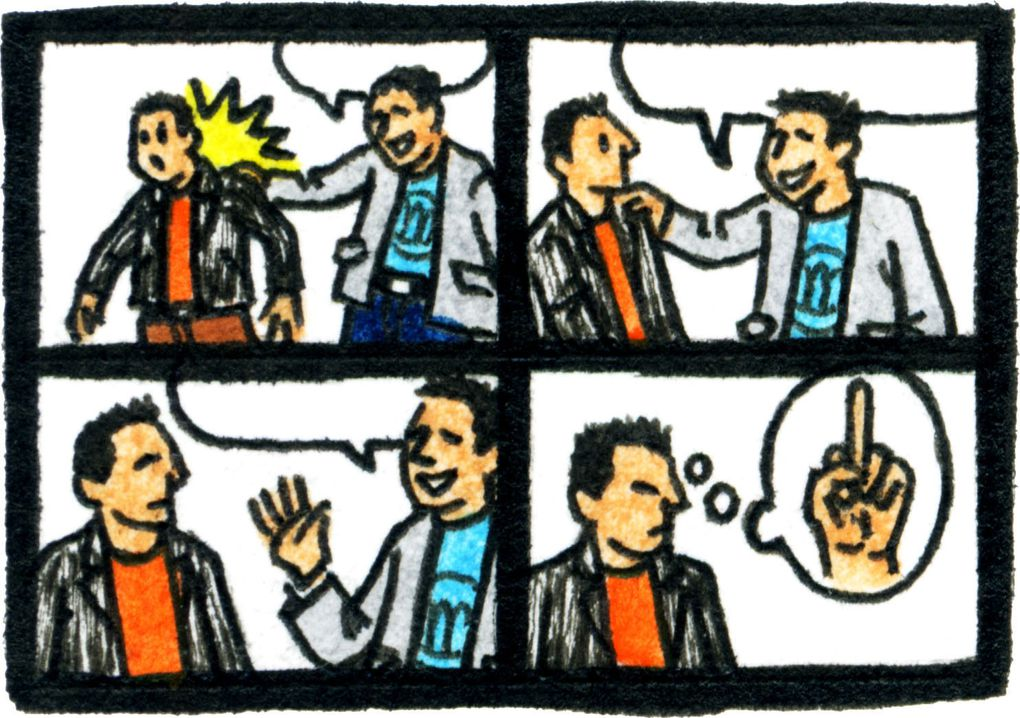 Album - 01- strip comix