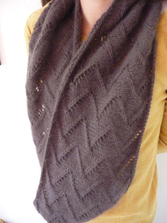 mes modèles de tricot et crochet