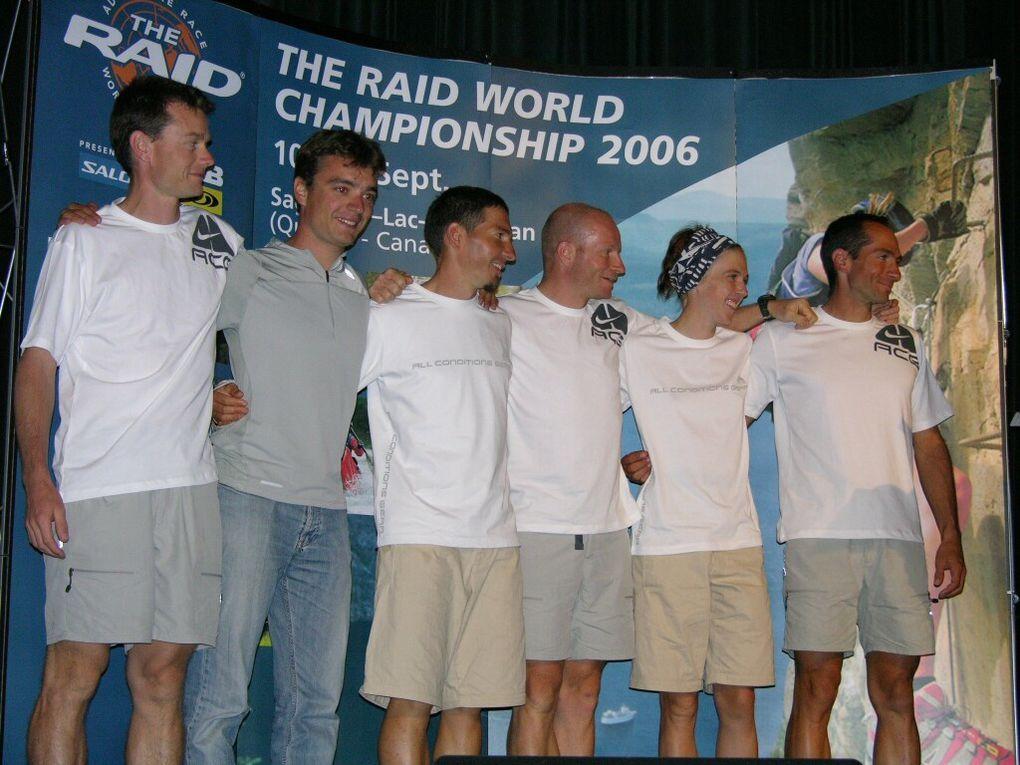 Album - The Raid 2006 Québec