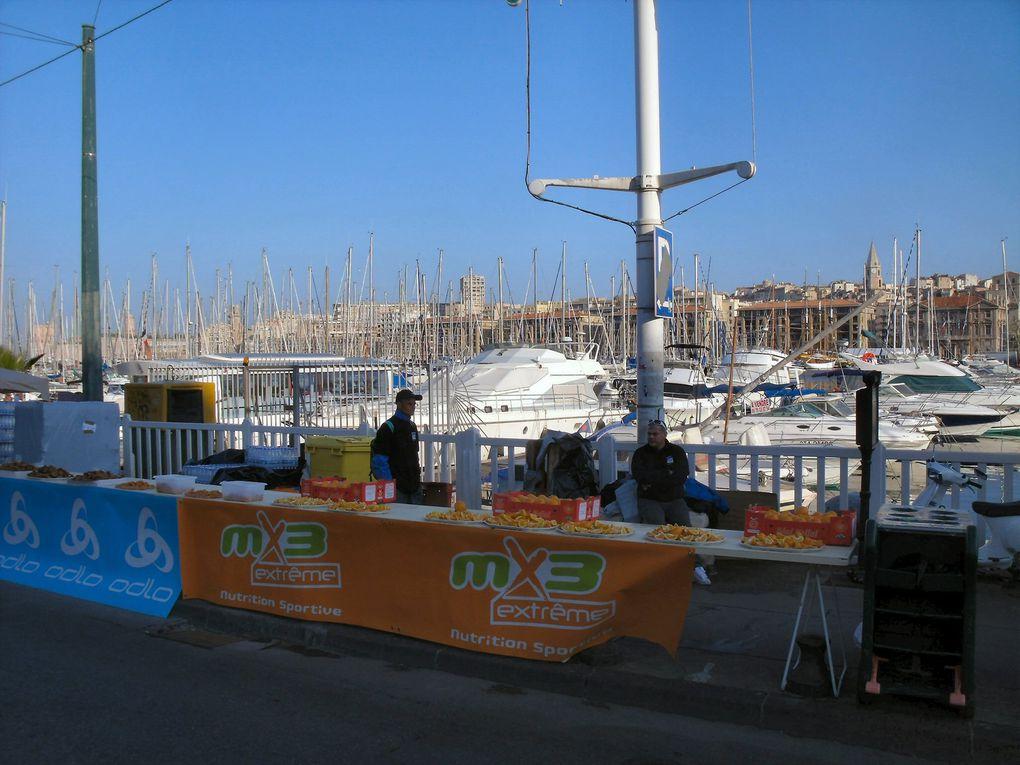 Album - 2è Marathon de Marseille (2010)