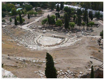 <p>Le 20 septembre 2006, on est parties en Grèce pour l'anniversaire de Chris.</p>