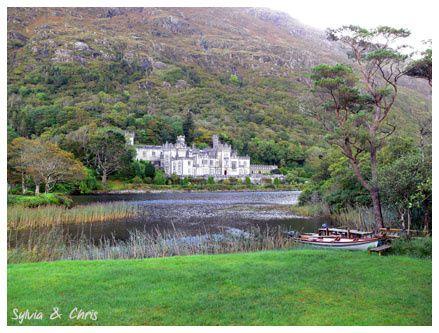 Le 21 septembre 2007, nous sommes parties à la découverte de l'Irlande