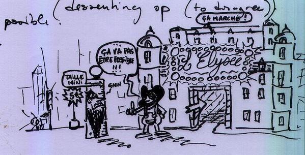 <p>Petit florilège de dessins 2005-2006, en attendant l'anthologie 1999-2007, dont la sortie est prévue l'an prochain.</p><p>Ne vous inquiétez pas, Mahommet est épargné... En revanche, tout ce qui est mormons, UMP, ennui en cours, gros lourds