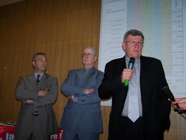 17 juin 2007 - la victoire