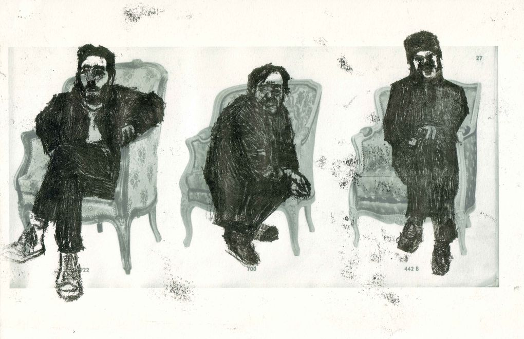 dessins,monotypes,huiles.2008