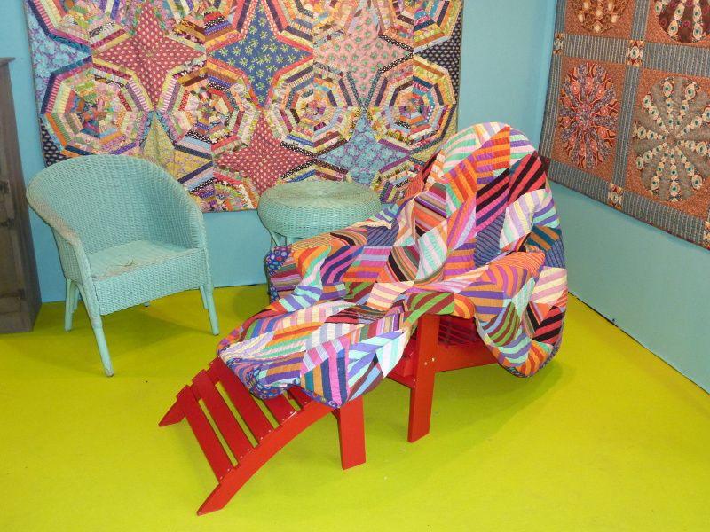 Edition 2012 pour le salon de l'amour du fil.