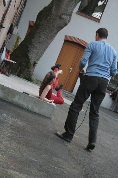 Biennale de danse de Cholet : photos prises avec l'accord des participants